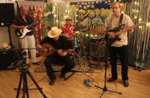 Istvan Etiam Blues Pop Singer Songwriter from Hungary with Peter Eri Folk Musician Muzsikas