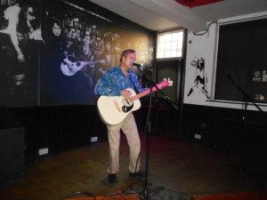 Istvan Etiam Blues Pop Singer Songwriter from Hungary